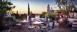 Auf dem Hotelpfad durch Mexiko