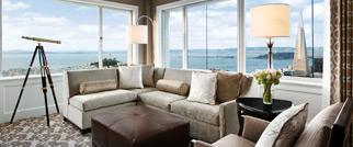Fenster mit Panoramablick