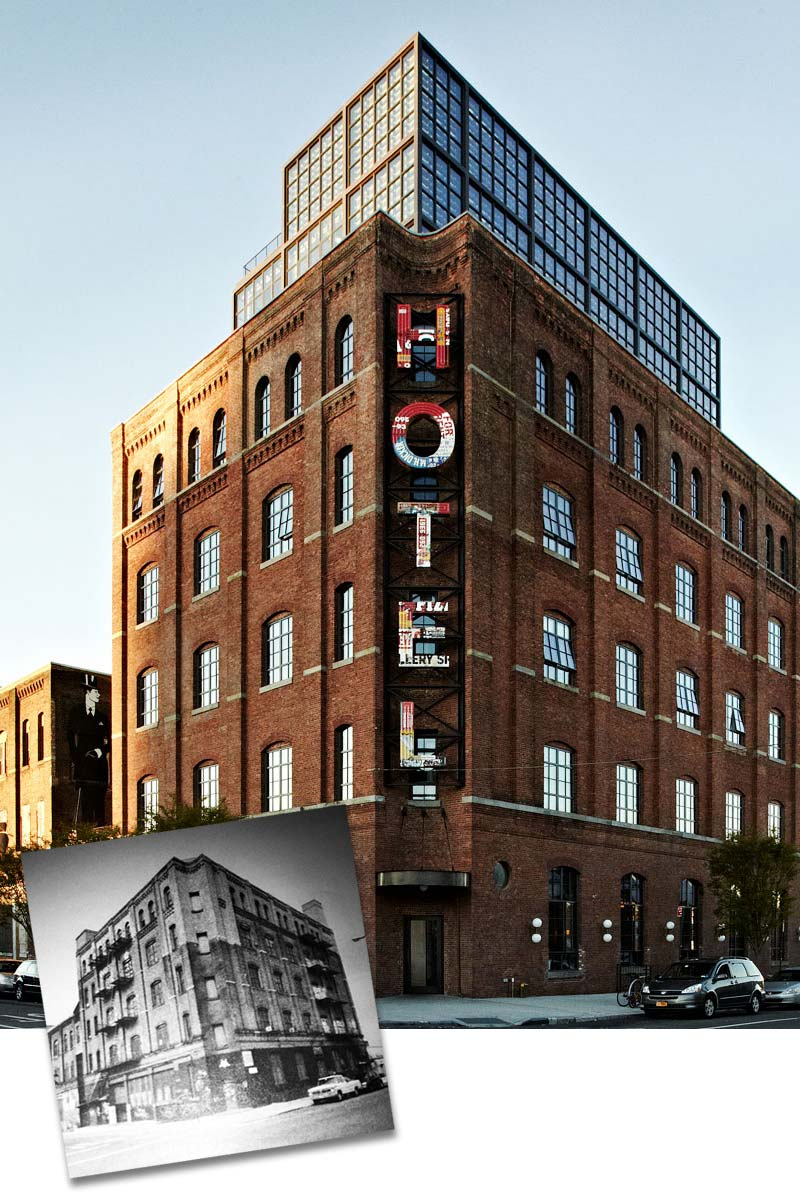 The Wythe - boutique hotel in Brooklyn