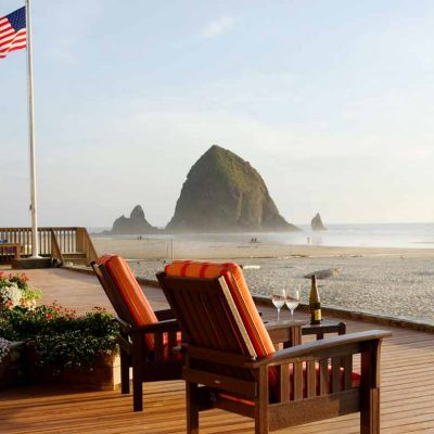 Surfsand Resort hotel in Cannon Beach, Oregon