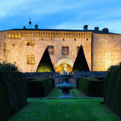 Chateau De Bagnols France - Castle Hotel