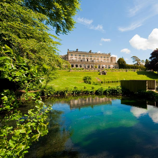 Cowley Manor Cheltenham, Inghilterra - London City Getaway