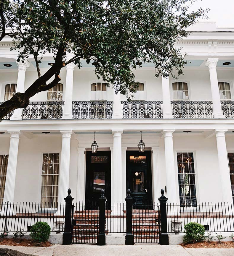 Henry Howard Hotel - Boutique Hotel in New Orleans