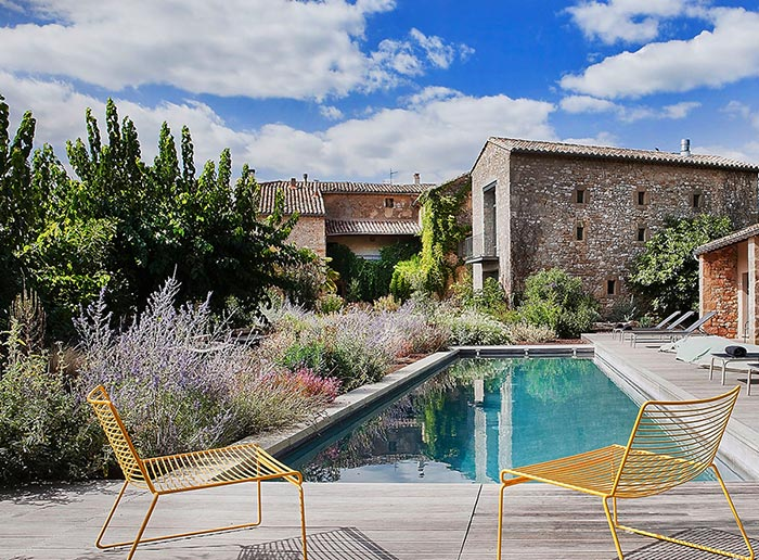 Boutique Hotels in France - LA MAISON D'ULYSSE