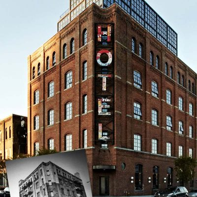 Boutique Hotel Renovations - The - Wythe Hotel - Tablet Hotels