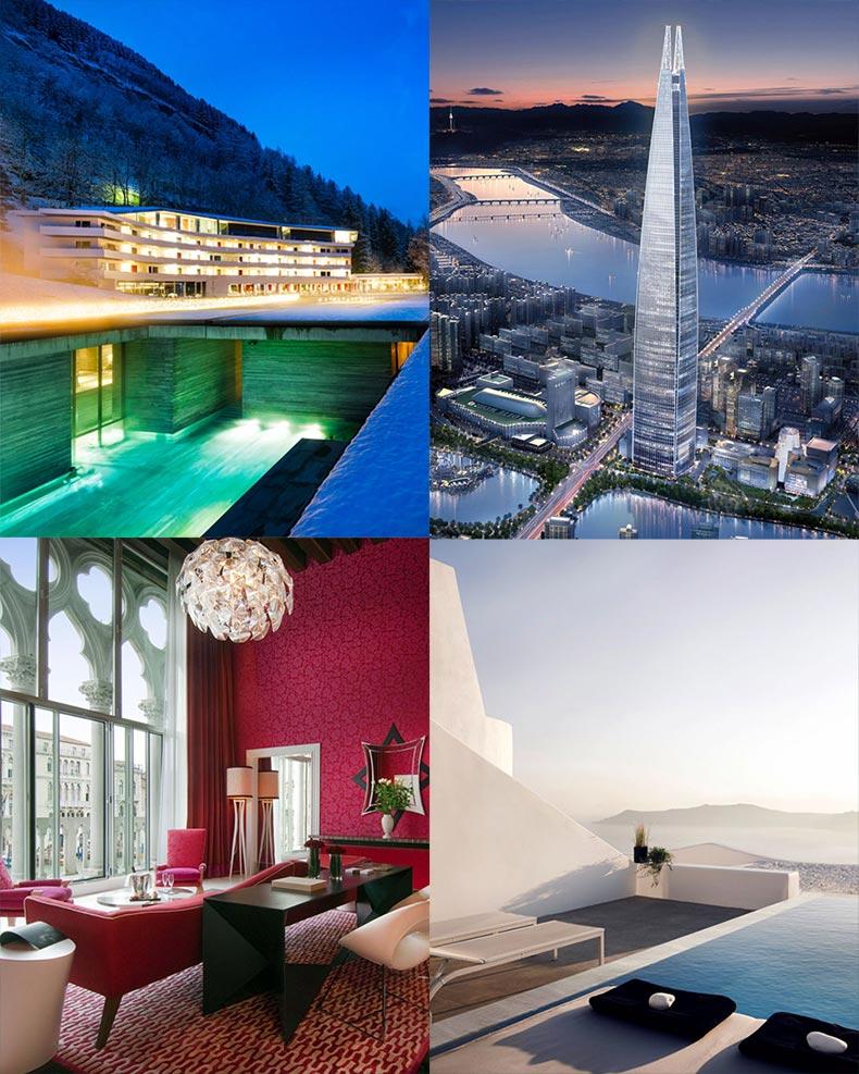2017 Hotel Wish List