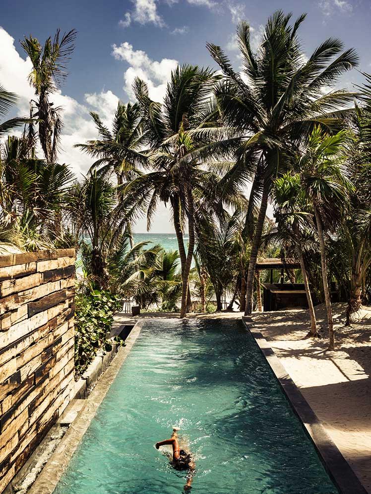 Be Tulum boutique hotel in Tulum, Mexico