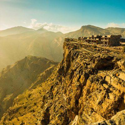 Alila Jabal Akhdar Hotel Oman