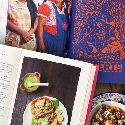 Phaidon's MEXICO: THE COOKBOOK