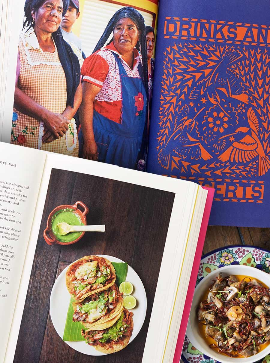 Phaidon's MEXICO: THE COOKBOOK