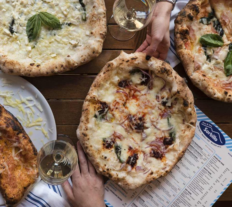 NYC food culture