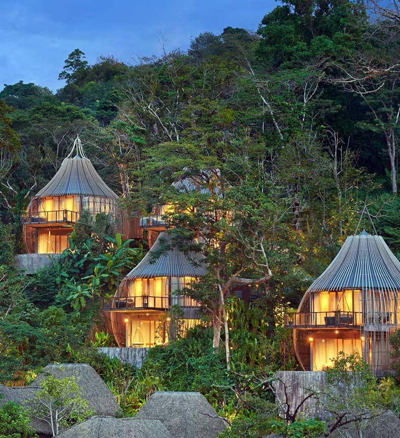 Keemala hotels de charme Thailande