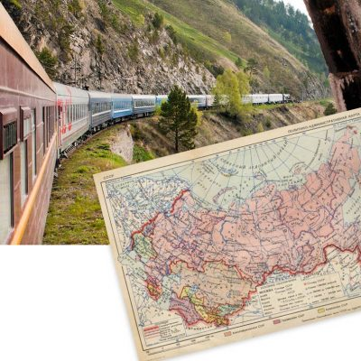 Moscow Train Trips