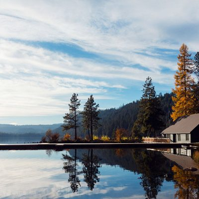 The Suttle Lodge & Boathouse hotel de charme États-Unis