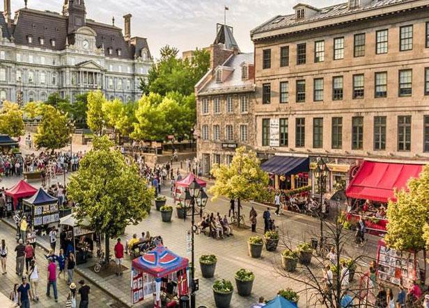Montreal hotels de charme