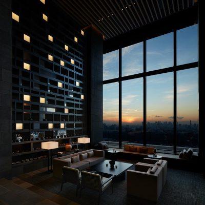 Aman Tokyo - hotels de charme Tokyo