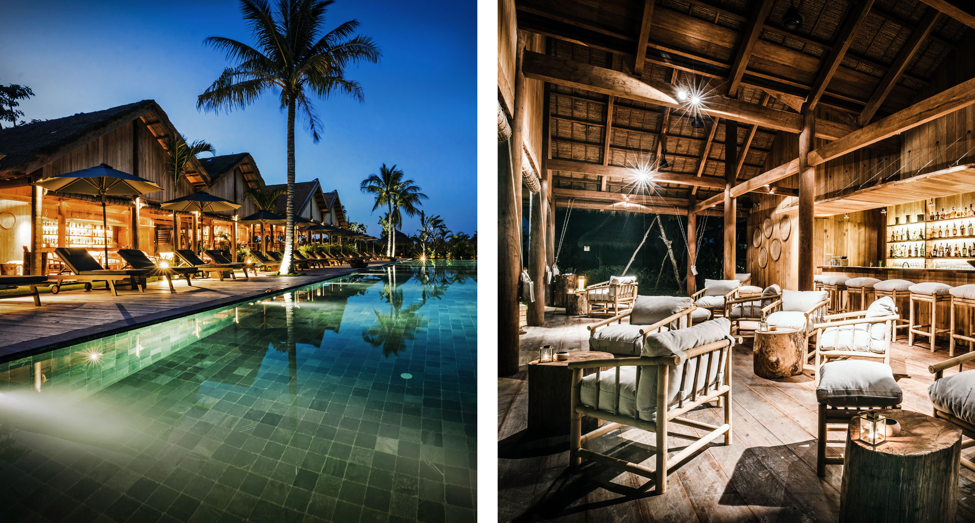 Phum Baitang - boutique hotel in Siem Riep