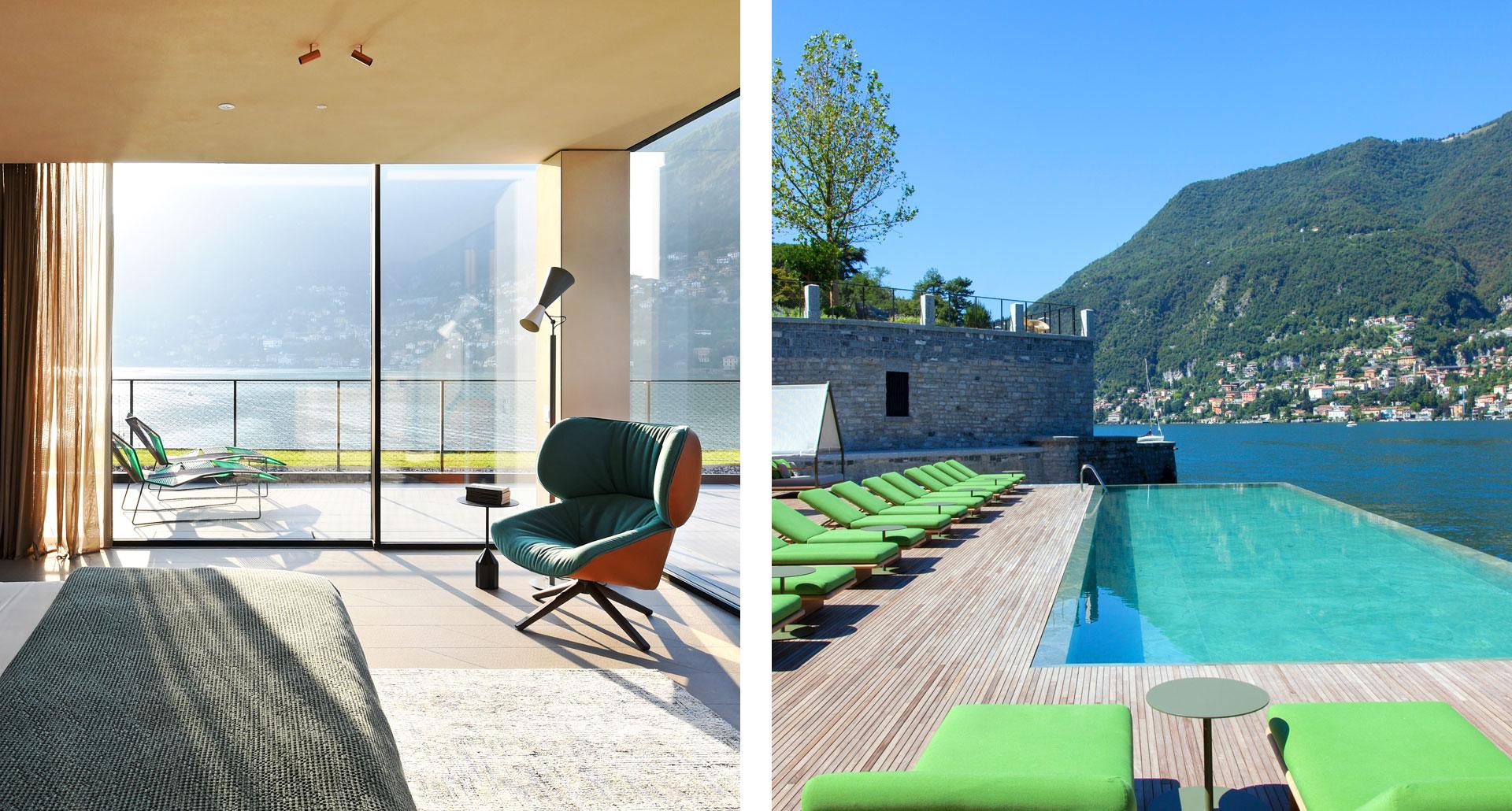 IL SERENO - boutique hotel in Lake Como