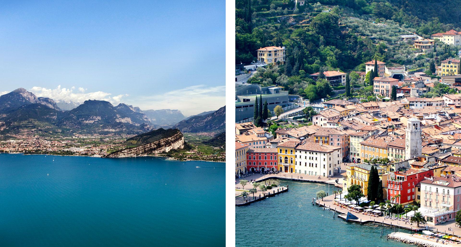 LIDO PALACE - boutique hotel in Lake Garda